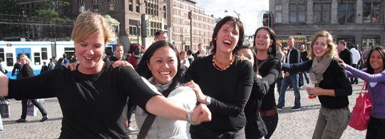 VOC Stadswandeling Amsterdam